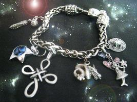Haunted charm bracelet thumb200