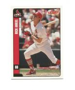 Rick Ankiel 2001 Upper Deck Victory Card #312 St. Louis Cardinals Free S... - $1.09