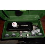 Vintage Low Shank Singer 221 Buttonhole Attachment IOB #160506 Complete - $15.00