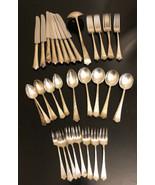 Lot Of 43 Joseph Heinrichs  Silverware - $198.00