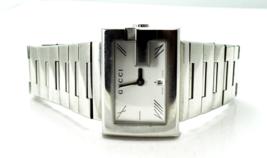 "Men's Gucci G Bezel 100m Stainless Steel Swiss Wristwatch 39mm Date 7.5""... - $494.99"