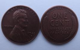 1943 S Lincoln Wheat Cent Penny Souvenir Fantasy Token - FREE SHIPPING - $13.99