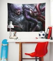 3D Tokyo Ghoul P79 Anime Tapestry Hanging Cloth Hang Wallpaper Mural Pho... - $10.55+