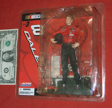 "2004 Dale Earnhardt Jr 6.5"" NASCAR Series 3 Action Figure Toy Sealed in ... - $18.39"