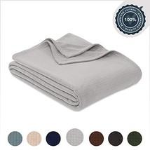 Berkshire Blanket Polartec Performance Fleece Bed Blanket, Full/Queen, Microchip