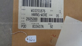 Whirlpool W10201876 Harness Wire - $11.87