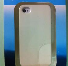 Belkin Grip Vue TPU Gel case for iPhone 4 4s White - $4.46