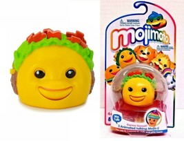 Mojimoto Animated Talking Mojis TACO Hanger Figure Toy Lip Syncs to Music - $10.88