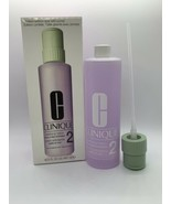 Clinique Clarifying Lotion 2 Dry Combination Toner 16.5Oz/486ML with Pum... - $23.27
