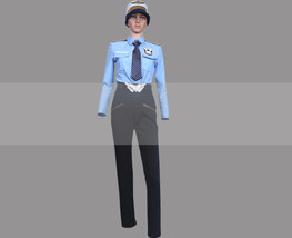 Overwatch D.Va Skin Police Officer Cosplay Costume for Sale - $110.00