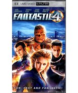 Fantastic 4 UMD Video For PSP Rated PG-13 - $12.90
