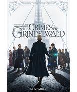 Fantastic Beasts: The Crimes of Grindelwald - 27x40 D/S original movie ... - $26.00