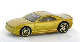 Vintage Loose Hot Wheels Gold Muscle Tone