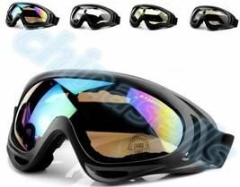 Winter Skiing Glass Ski Goggle Cycling Sunglass Sports Windproof Dustpro... - $12.38