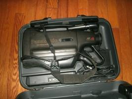23#   PANASONIC OMNIMOVIE VHS CAMCORDER WITH ST... - $38.52