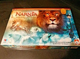 The Chronicles of Narnia Board Game - All Pieces - $24.95