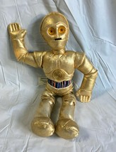 "Star Wars C-3PO Plush 2004 10"" Hasbro Lucas Films Bean Bag Plush Collect... - $4.00"