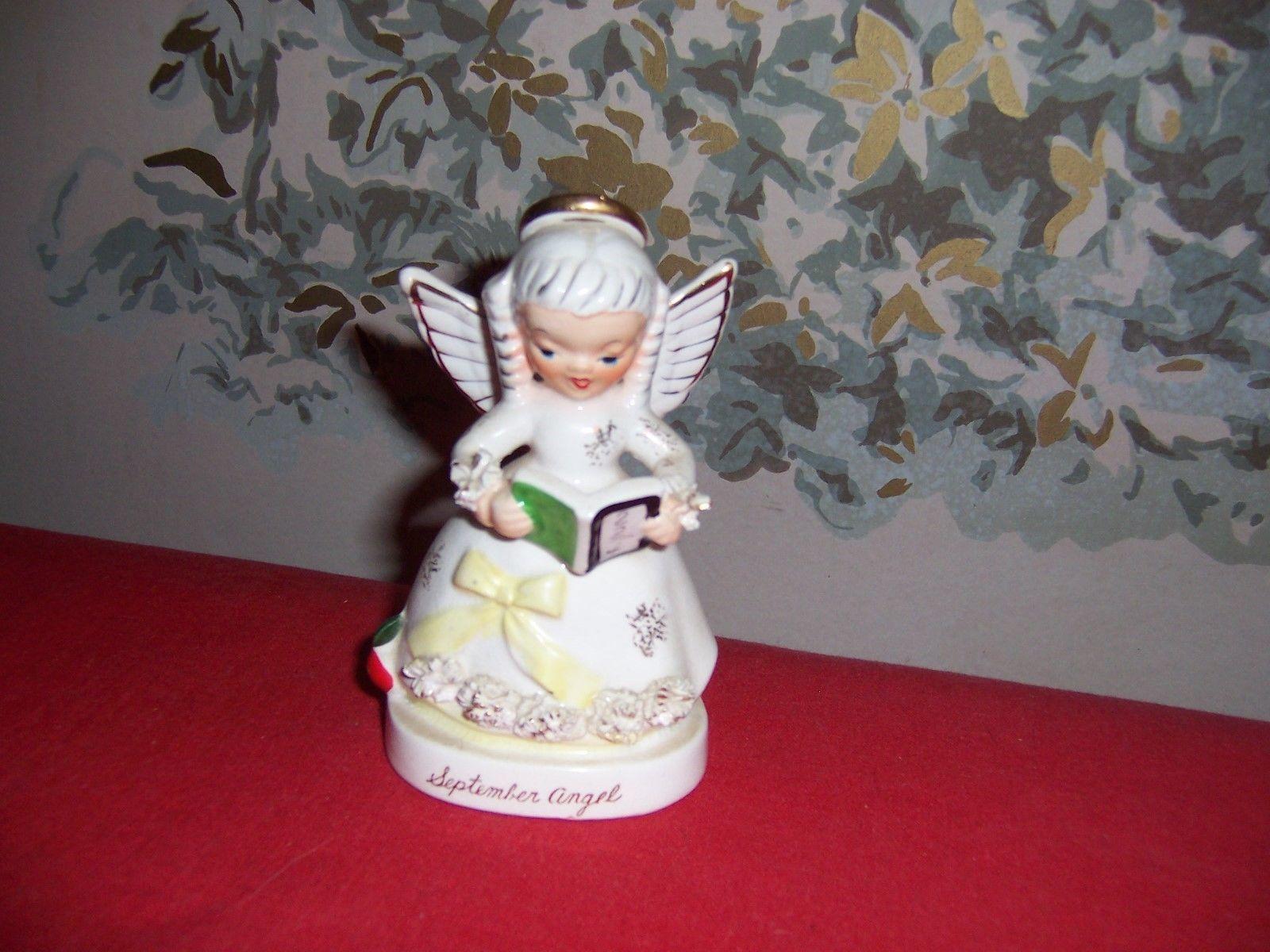 30a78ec250b Vintage NAPCO September Birthday Angel and 50 similar items