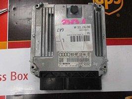 Engine ECM Electronic Control Module Station Wgn 2.0L Fits AUDI A4 16362 - $296.99