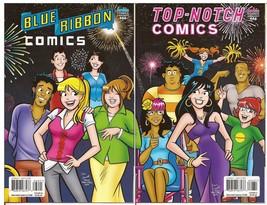 Archie Blue Ribbon Comics #666 Cover B & Top Notch Comics #666 Cover C  - $14.95