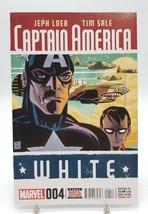 Captain America White #4 November 2015 Marvel Comics Jeph Loeb Tim Sale - $2.27