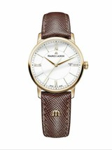 AUTHORIZED DEALER Maurice Lacroix Eliros EL1094-PVP01-111-1 Women's 30mm... - $732.60