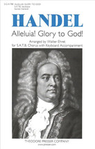 Alleluia! Glory To God! (Piano Reduction/Vocal ... - $1.40