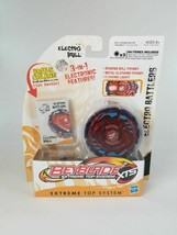 Beyblade Extreme Top System Electro Battlers X-55 Electro Serpent Top - $107.22