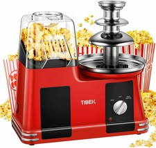 Microscope Machine Of Popcorn Of Air Hot With Power Supply Of Chocolate ... - $177.75