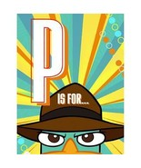 Phineas and Ferb Agent P Invitations Birthday Party Supplies - 8 Per Pac... - $2.92