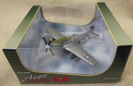 Hasbro Collector's G.I Joe The Fighters Of WWII Mustang P-51D 1:72 #57684 - $14.85