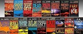 Joanna Brady Mysteries Series Collection Set Books 1-17 Paperback By J. ... - $125.99