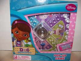 Disney Doc McStuffins Pop Up Board Game - $12.32