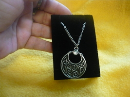 PARANORMAL EXTREME POWER DJINN HUNTED VESSEL POWER PENDENT - $300.00