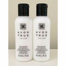 Set Of 2 Avon Moisture Effective Eye Makeup Remover Lotion, 60 Ml/ Fl Oz Each - $18.21