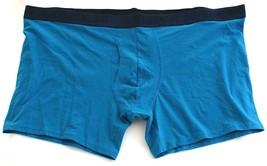 """Under Armour Teal Cotton Stretch 6"""" Boxerjock Boxer Brief Underwear  Men's NWT - $18.74"""