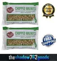 Wellsley Farms Chopped Walnuts 32 oz Bag All Natural Baking Snack Nuts 2... - $43.47