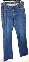 Old Navy The Sweetheart Med Wash Bootcut Denim Blue Jeans - Size 6 - $13.99