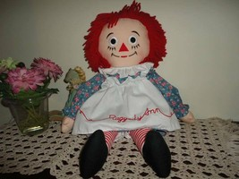 Applause RAGGEDY ANN Doll 25 Inch 8458 Johnny Gruelle - $86.85