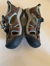 Women's Keen Sport Sandals Size 7 Water Shoes 1008020 Waterproof brown - $24.74