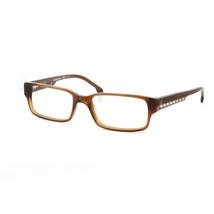 b5aac3220a0ed Brooks Brothers Eyeglasses - BB732 6034 - Brown - 54-17-140 -  45.53