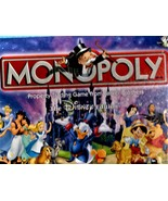 Monopoly - The Disney Edition - $17.95