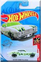 Hot Wheels - '69 Ford Torino Talladega: HW Flames #4/10 - #32/250 (2019)... - $3.00