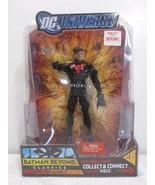DC Universe Batman Beyond Figure #4 Wave 4 Classics *Unmasked* - Mattel ... - $26.11