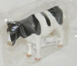 Tomy LP65089 Four Inch Black White Holstein Dairy Cow Big Farm image 2