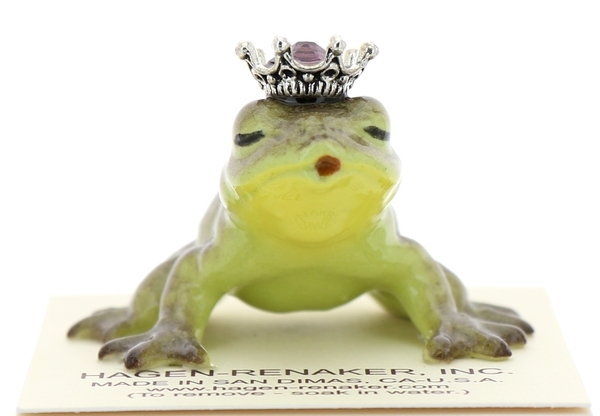 Birthstone frog prince kissing05