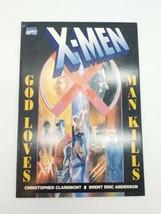 X-men Gold Loves Man Kills 1994 Reprint First Print X-men Marvel Comic Book - $19.27