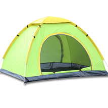 Quick pop-up tent outdoor camping ultralight 2 people - $25.00