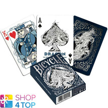 Bicycle Dragon Premium Playing Cards Deck Usa Uspcc New - $10.60