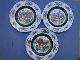 English Ascot Service Plates - $10.00